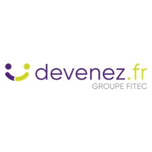 Devenez.fr Groupe Fitec • Formation, Certification, Recrutement IT logo