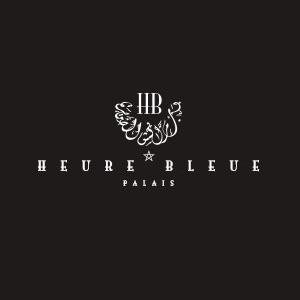 Heure Bleue Palais ***** Eassaouira, Maroc logo